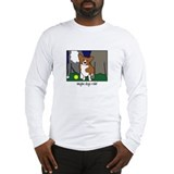 Pembroke welsh corgi tees Long Sleeve T-shirts