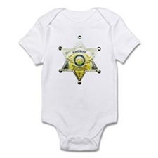 Douglas Sheriff Infant Bodysuit