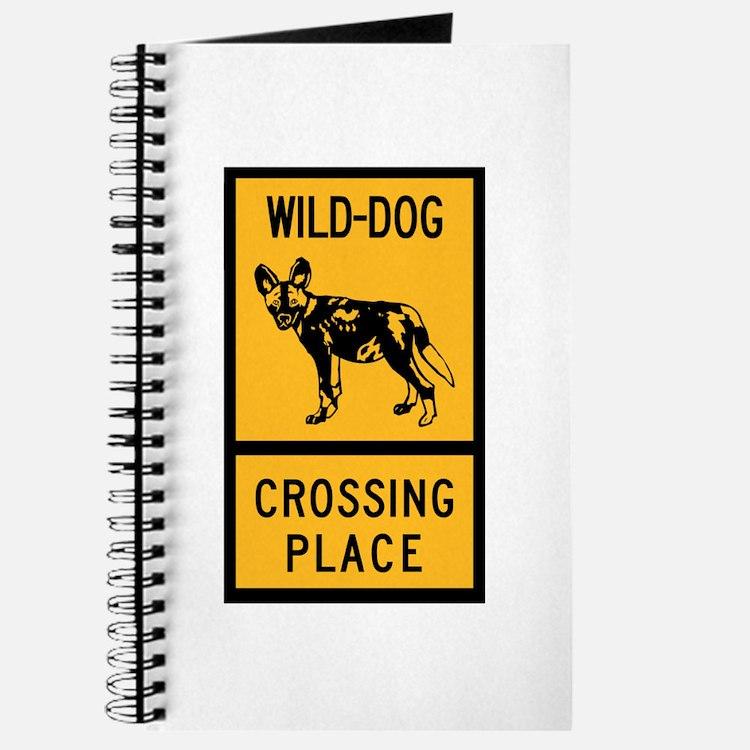Wild Dog Crossing Place, Zimbabwe Journal