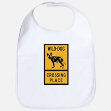 Wild Dog Crossing Place, Zimbabwe Bib