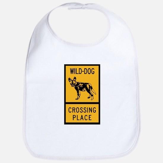 Wild Dog Crossing Place, Zimbabwe Bib
