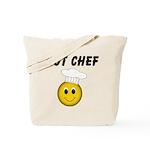 Hot Chef Tote Bag
