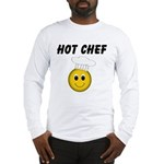 Hot Chef Long Sleeve T-Shirt