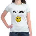 Hot Chef Jr. Ringer T-Shirt