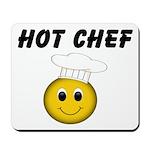 Hot Chef Mousepad