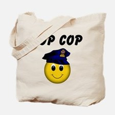 Top Cop Tote Bag