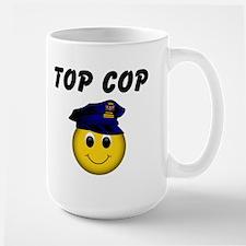 Top Cop Mug