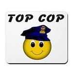 Top Cop Mousepad