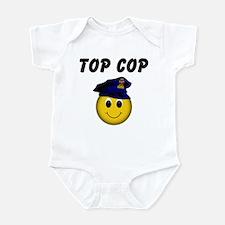 Top Cop Infant Bodysuit