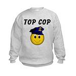 Top Cop Kids Sweatshirt