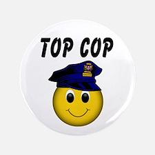"Top Cop 3.5"" Button"