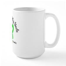 Lymphoma Uncle Support Mug