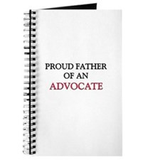 Proud Father Of An ADVOCATE Journal
