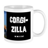 Corgi Small Mugs (11 oz)