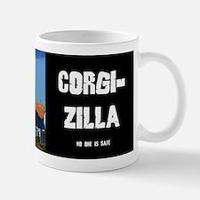 Corgi-zilla Mug