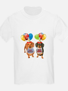 Doxie Birthday T-Shirt
