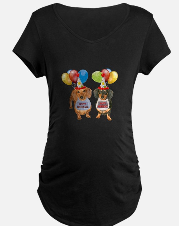 Doxie Birthday T-Shirt