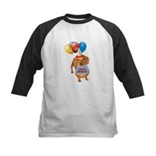 Red Doxie Birthday Tee