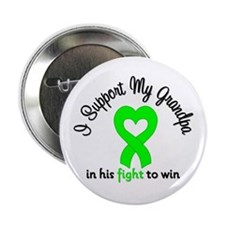 "Lymphoma Grandpa Support 2.25"" Button"