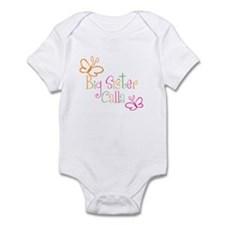 Big Sister Calla Infant Bodysuit