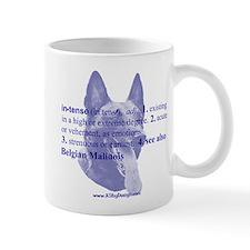 Intense--Belgian Malinois Mug