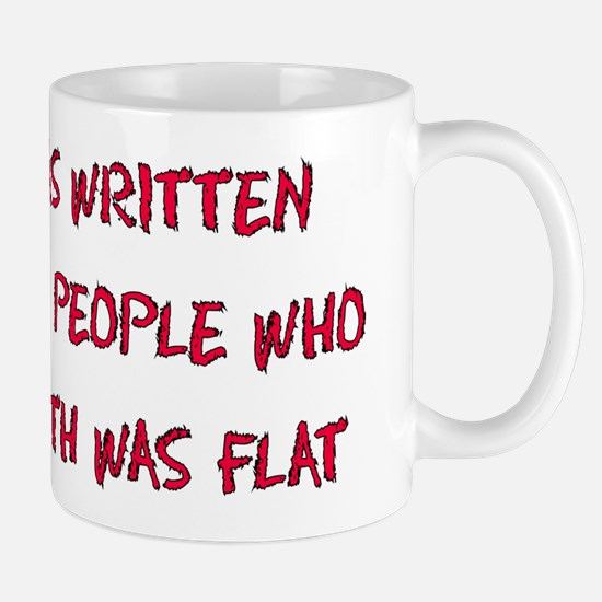 Flat Earth Historians Mug