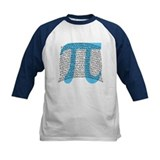 Pi day shirts Baseball Jersey