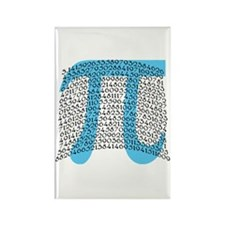 Celebrate PI DAY March 14 Rectangle Magnet