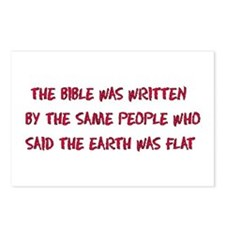 Flat Earth Historians Postcards (Package of 8)