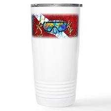 Dive Flag Travel Mug