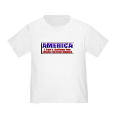 American Idiots Toddler T-Shirt