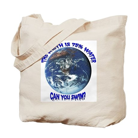 Can you swim? Tote Bag