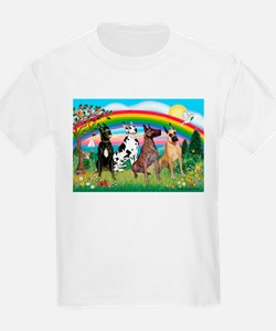 4Greyts-Rainbow1 T-Shirt