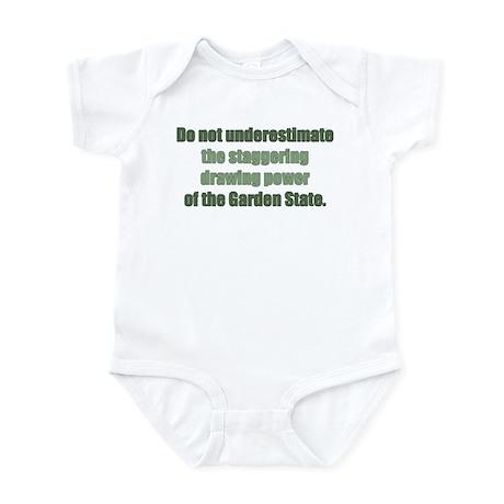 NJ Drawing Power - Infant Bodysuit