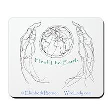 Heal the Earth Mousepad