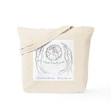 Heal the Earth Tote Bag