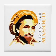 Funny Ahmad Tile Coaster
