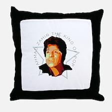 Cute Ahmad Throw Pillow