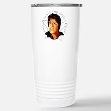 Unique Ahmad Travel Mug
