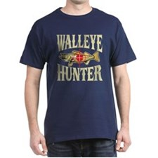Walleye Hunter T-Shirt
