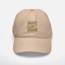 Walleye Hunter Baseball Baseball Cap