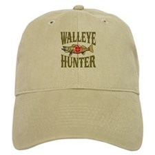Walleye Hunter Baseball Cap