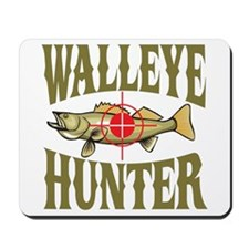 Walleye Hunter Mousepad