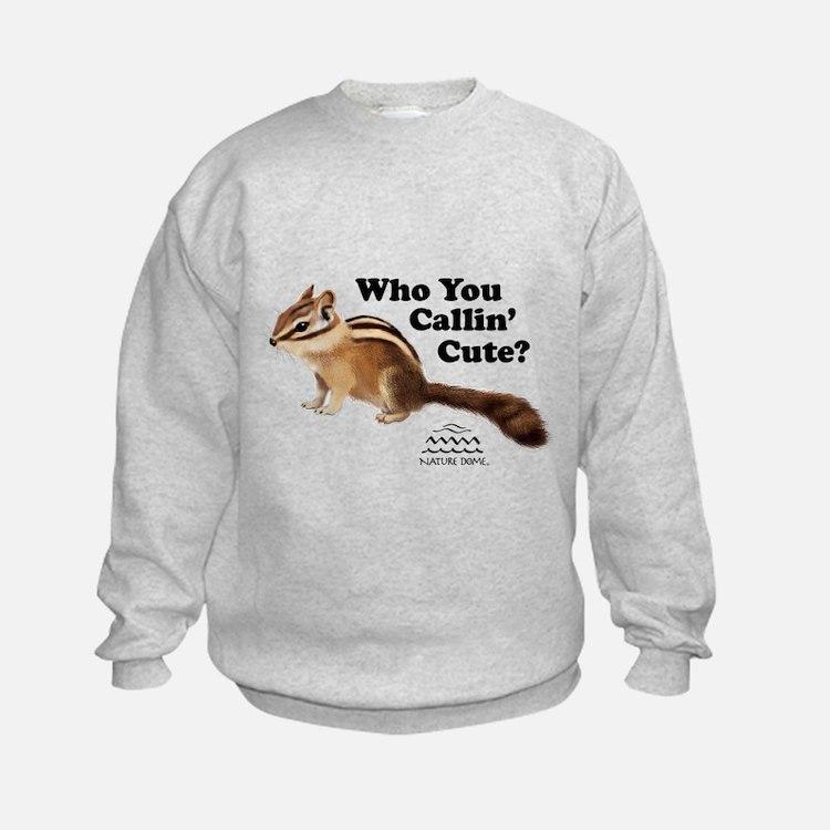 Nature Dome Kids Chipmunk Sweatshirt