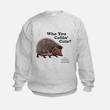Nature Dome Kids Hedgehog Sweatshirt
