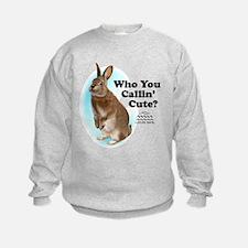 Nature Dome Kids Rabbit Sweatshirt