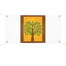 Bodhi Tree Banner