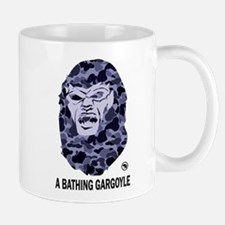A Bathing Gargoyle (Light) Mug