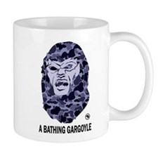 A Bathing Gargoyle (Light) Mug
