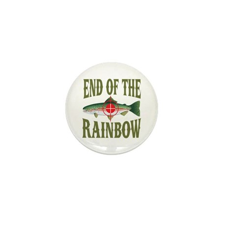 End of the Rainbow Mini Button (100 pack)